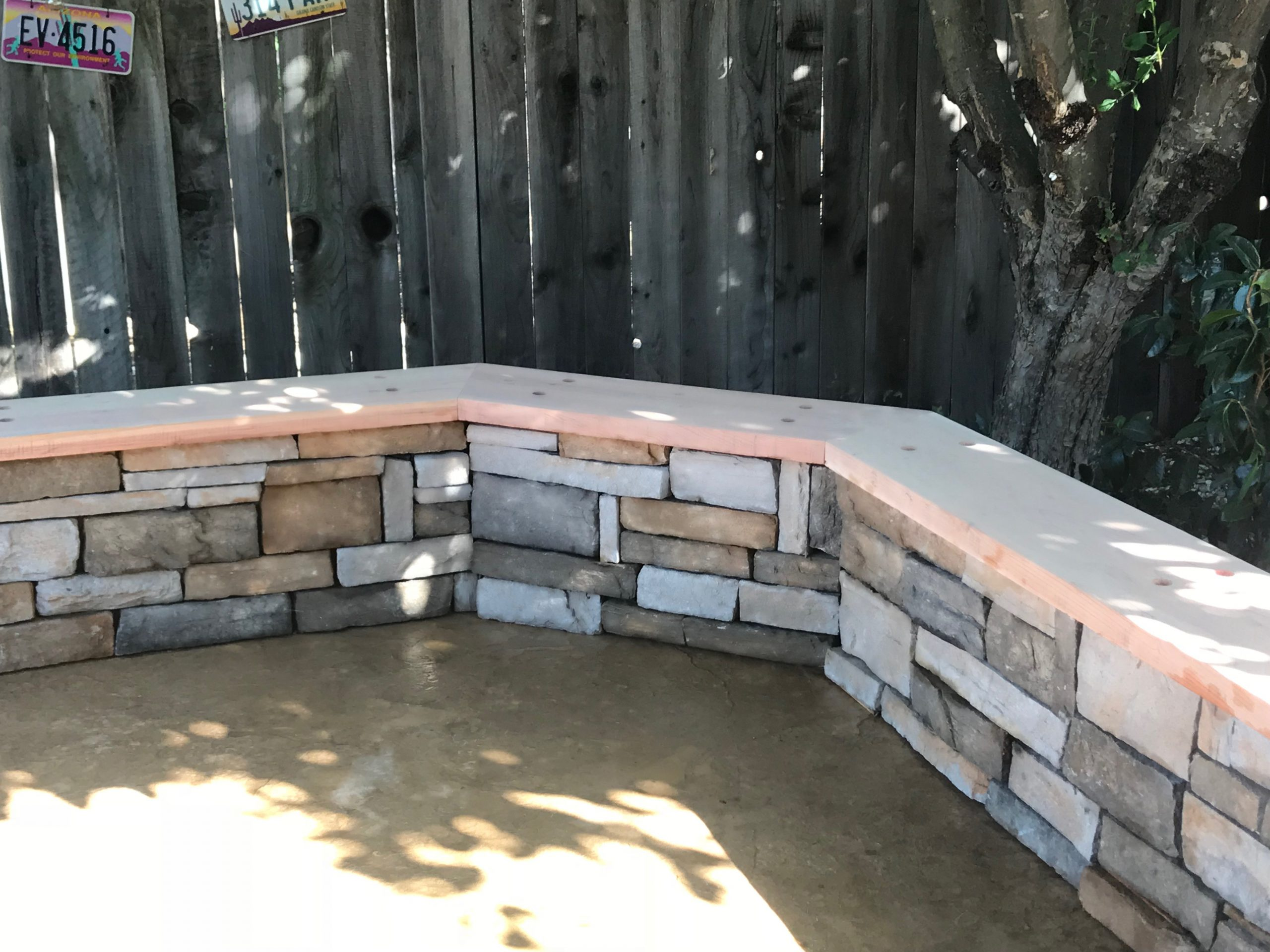 this image shows patio pavers in pleasanton complete work